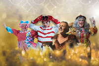 ONCE UPON A TIME ? WITH THE EVERYMAN PANTO STARS ? Presented by The Everyman and Cada in Ireland