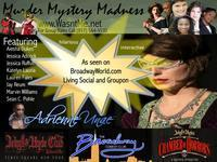 Murder Mystery Madness in Off-Off-Broadway