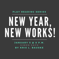 """New Year, New Works! 2019: """"Simon Says"""" by Kris L. Bauske in Miami"""