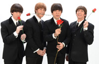 The Fab Four: The Ultimate Tribute to The Beatles in Rhode Island