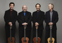 DACAMERA presents American Mavericks: Los Angeles Guitar Quartet in Houston