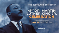 Dr. Martin Luther King Jr Celebration Concert (2018) in Cleveland