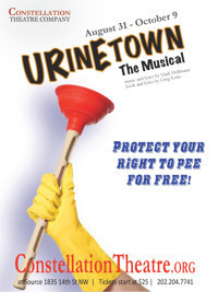 Urinetown in Washington, DC