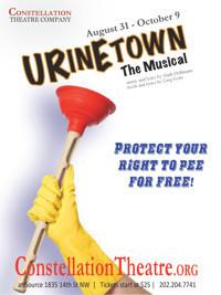 Urinetown in Washington, DC