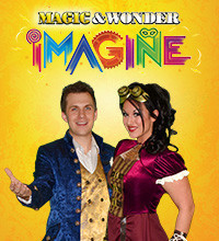 Magic & Wonder: IMAGINE in Broadway