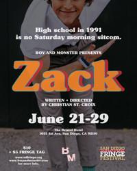 ZACK in San Diego