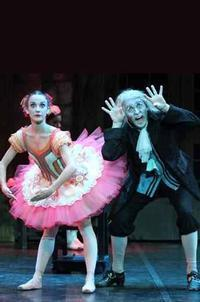 Coppelia in South Africa