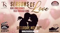 SEASONS OF LOVE: REAL LOVE STORIES TOLD THROUGH SONG in ORLANDO
