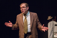 The Roustabouts Theatre presents: Phil Johnson in A JEWISH JOKE  in Broadway