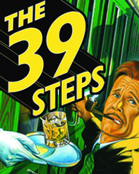 The 39 Steps in Broadway
