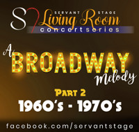 A Broadway Melody: 60's and 70's in Central Pennsylvania Logo