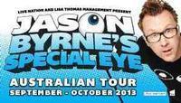 Jason Byrne in Australia - Perth