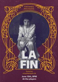 LA FIN: The Last Hour of Sarah Bernhardt's Life in Off-Off-Broadway