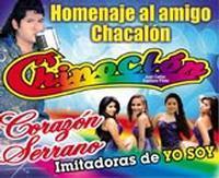 Tribute To Friend Chacalon in Peru