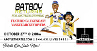 Playball: Batboy Returns in Long Island