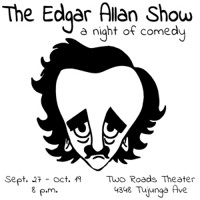 THE EDGAR ALLAN SHOW in Los Angeles