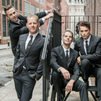 THE MIDTOWN MEN - STARS FROM THE ORIGINAL BROADWAY CAST OF JERSEY BOYS* in Oklahoma