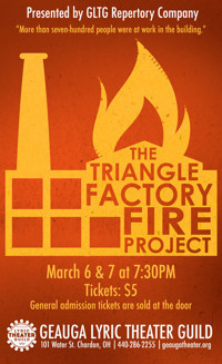 The Triangle Factory Fire Project in Cleveland