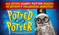Potted Potter in Australia - Perth Logo