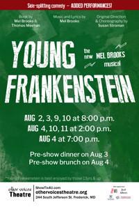 Young Frankenstein in Baltimore