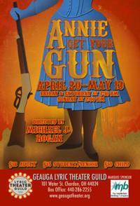 Annie Get Your Gun in Broadway