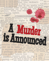 A Murder is Announced in Broadway