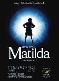 Matilda in Memphis