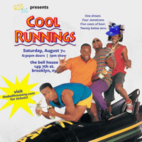 A Drinking Game NYC presents COOL RUNNINGS in Brooklyn