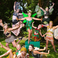 TINKERBELL AND THE DREAM FAIRIES in Australia - Sydney