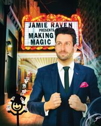 Jamie Raven Making magic in UK / West End