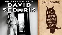 DAVID SEDARIS in Denver
