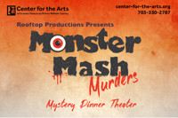 Monster Mash Murders (Mystery Dinner Theater) in Washington, DC