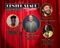Comedy Club at Center Stage in Connecticut