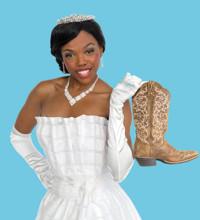 Cinderella Wore Cowboy Boots in Cincinnati