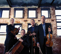 EMERSON STRING QUARTET in Detroit