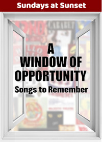 A Window of Opportunity: Songs to Remember in Milwaukee, WI