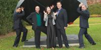 Alexander String Quartet with Joyce Yang in Rockland / Westchester