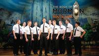 The Book of Mormon in Birmingham