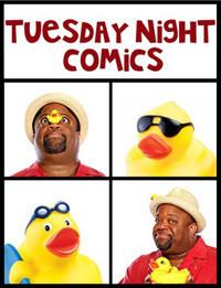 Tuesday Night Comics at North Coast Rep in Broadway