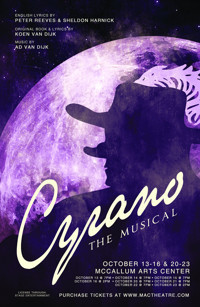 CYRANO- THE MUSICAL in Austin