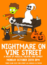 A NIghtmare on Vine Street in Los Angeles