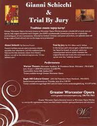 Gianni Schicchi & Trial By Jury in Fargo