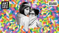 Meebula: A Drag and Sonic Memoir in Off-Off-Broadway Logo
