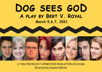 DOG SEES GOD by Bert V. Royal in New Jersey
