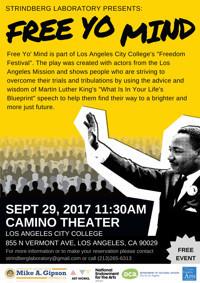 Free Yo Mind in Los Angeles