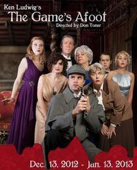 The Game's Afoot in Broadway