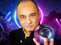 Alain Nu - The Man Who Knows in Las Vegas