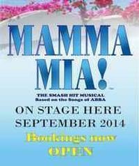 Mamma Mia in New Zealand