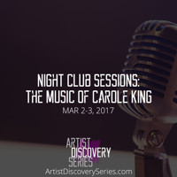 Night Club Sessions: The Music of Carole King in Toronto
