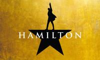 Hamilton in Broadway